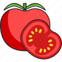 tomato, vegetable, fruit, food