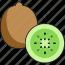 kiwi, fruit, food