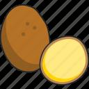 potato, vegetable, food