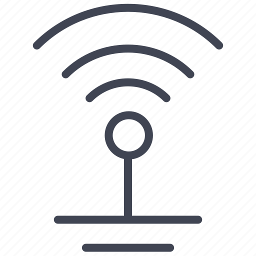 connection, internet, online, wifi, wireless icon