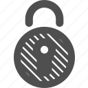 lock, password, protection, safe, security, unlock icon