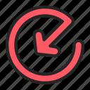 access, arrow, arrows, center, centering, directional, indicator