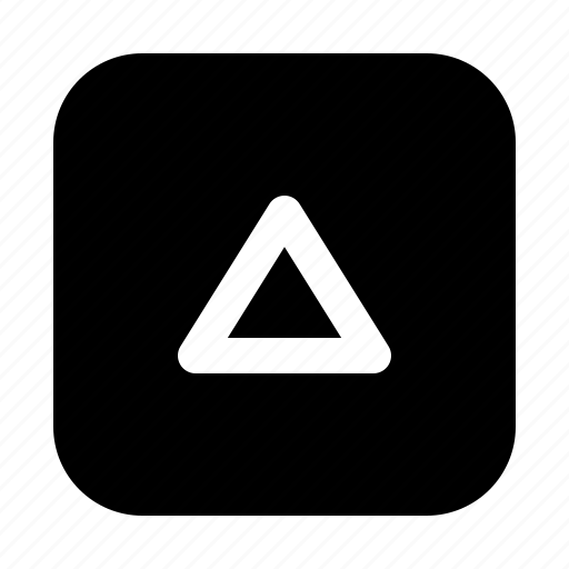 arrow, arrows, direction, move, small, up icon