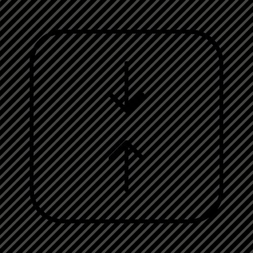 arrow, arrows, direction, move, small icon