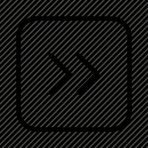 arrow, arrows, direction, forward, move icon