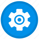configuration, gear, options, preferences, setting, settings, tools icon