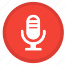 audio, loud, mic, microphone, sound, speaker, volume icon