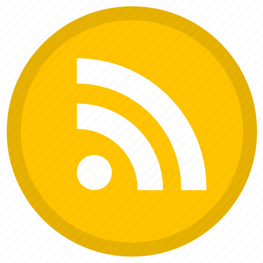 feed, round, rss, social, subscribe icon
