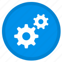 gear, options, preferences, setting, settings, tool, tools icon