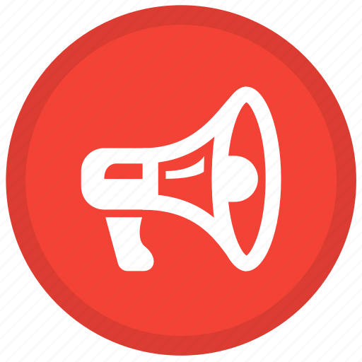 audio, loud, megaphone, mic, sound, speaker, volume icon