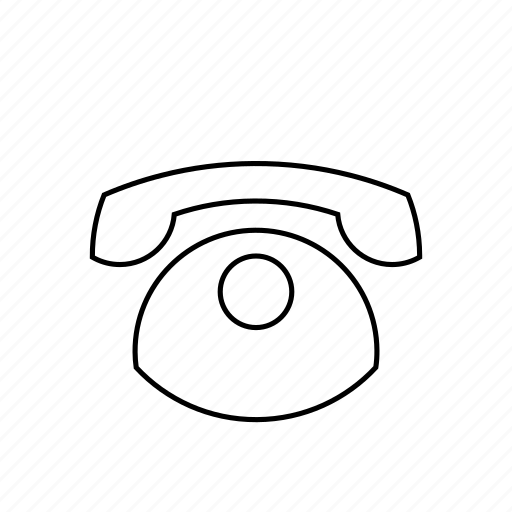 call, interface, log, phone, ring, ringer, telephone icon