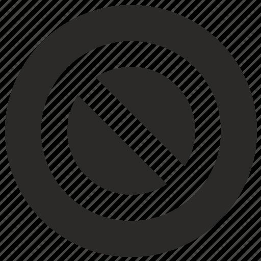Cancel, close, denied, mobile, ui icon - Download on Iconfinder