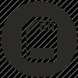 card, data, dublicate, info, mobile, sim icon