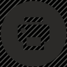 function, mobile, operation, print, printer, ui icon