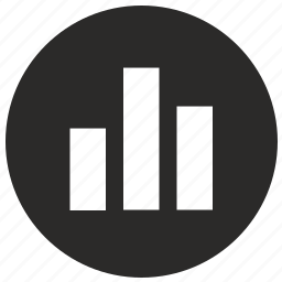 data, metrics, mobile, report, traffic, ui icon