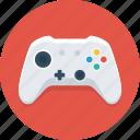 gamepad, gamer, games icon