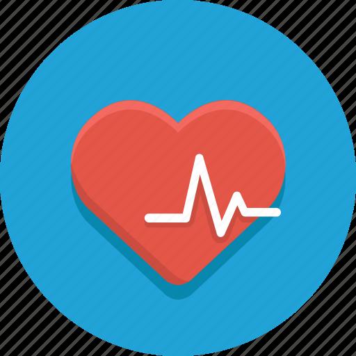 app, health, heart, measure, medical application, pulse icon