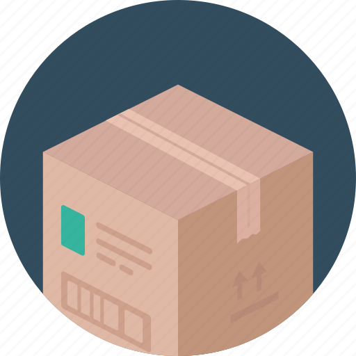 cargo, delivery, parcel, transportation icon