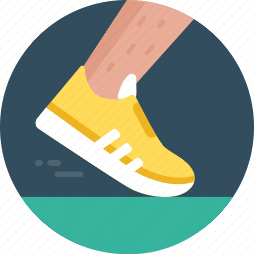 lifestyle, running, shoes, sneakers, sport, trainers icon