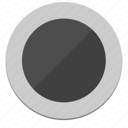 empty, form, function, round icon