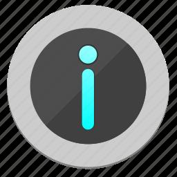 function, help, info, round icon