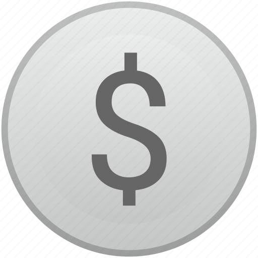 currency, dollar, key, keyboard, label, mobile, sign icon