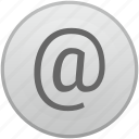 key, keyboard, label, mail, mobile, sign icon