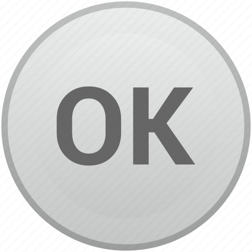 accept, complete, function, key, keyboard, mobile, ok icon