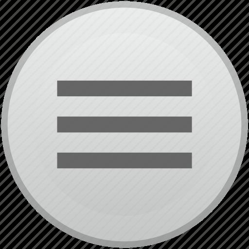 bar, keyboard, label, menu, mobile, sign icon