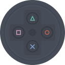 console, controller, games, play, playstation, sony, video games icon