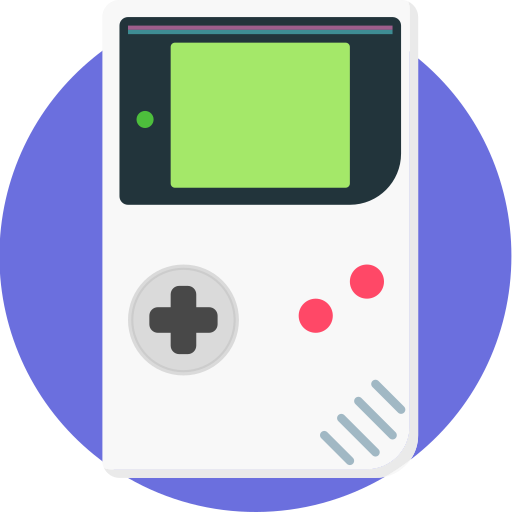 game, gameboy, handheld, nintendo, portable, retro, video game icon
