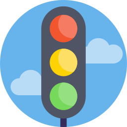 highway, lamps, lights, mintie, signal, signals, traffic icon