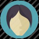 avatar, boy, face, hair, lady, style icon