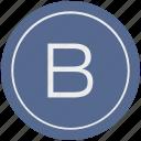 b, english, latin, letter, uppercase