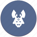 avatar, mask, ronin, soldier icon