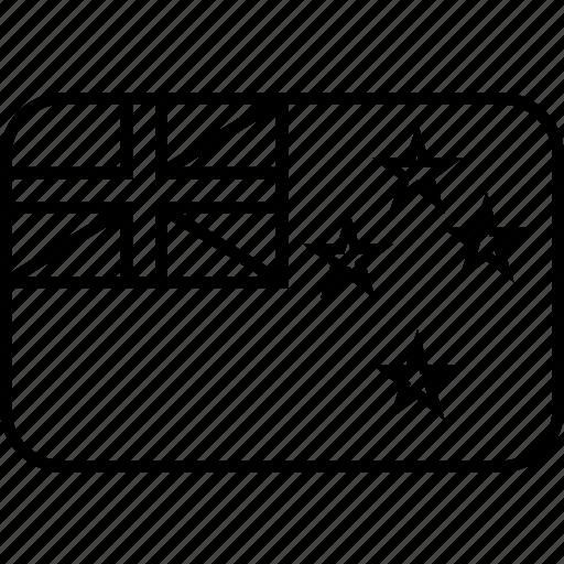 Flag, new, nzl, world, zealand icon - Download on Iconfinder