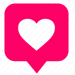 geo, heart, like, love, place, pointer icon