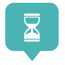 geo, load, location, pointer, time, wai icon