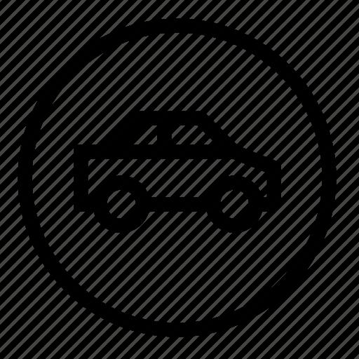 car, cars, round, transportation, vehicle icon