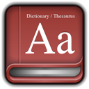 dictionary, mac icon