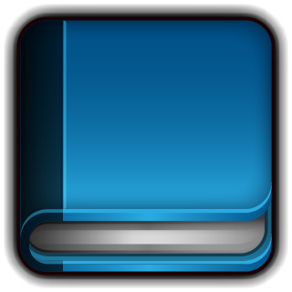 blank, book icon
