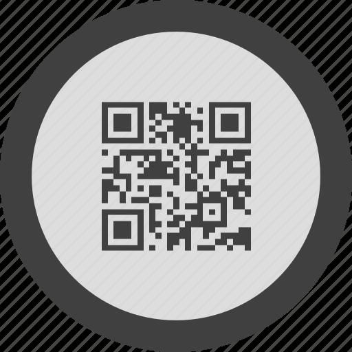 code, internet, label, qr, qr code, seo, tag icon