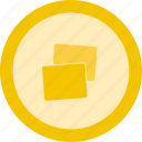 paper, remind, sticky notes, text, write icon