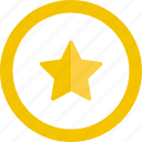 achievement, badge, favorite, like, love, star, win icon