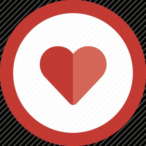 bookmark, favorite, healthcare, heart, like, love icon