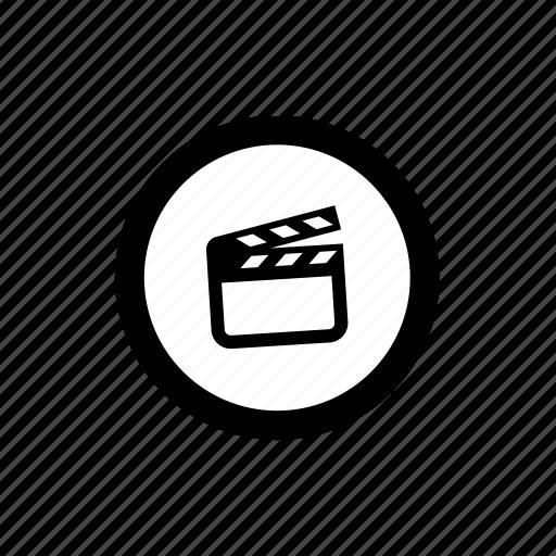 Cinema Film Final Cut Mov Movie Editing Nle Video Icon