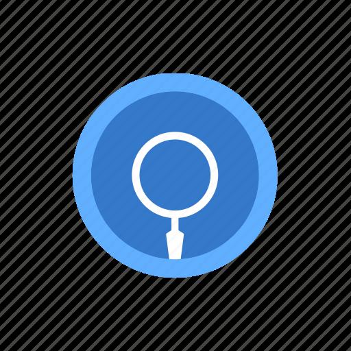 engine, explore, find, google, internet, loupe, search icon
