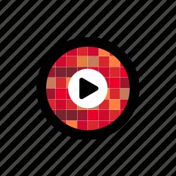 converter, miro, os x, video, windows icon