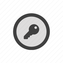 guard, keychain, password, private, protection, security icon