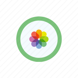 camera, flower, images, photography, photos icon
